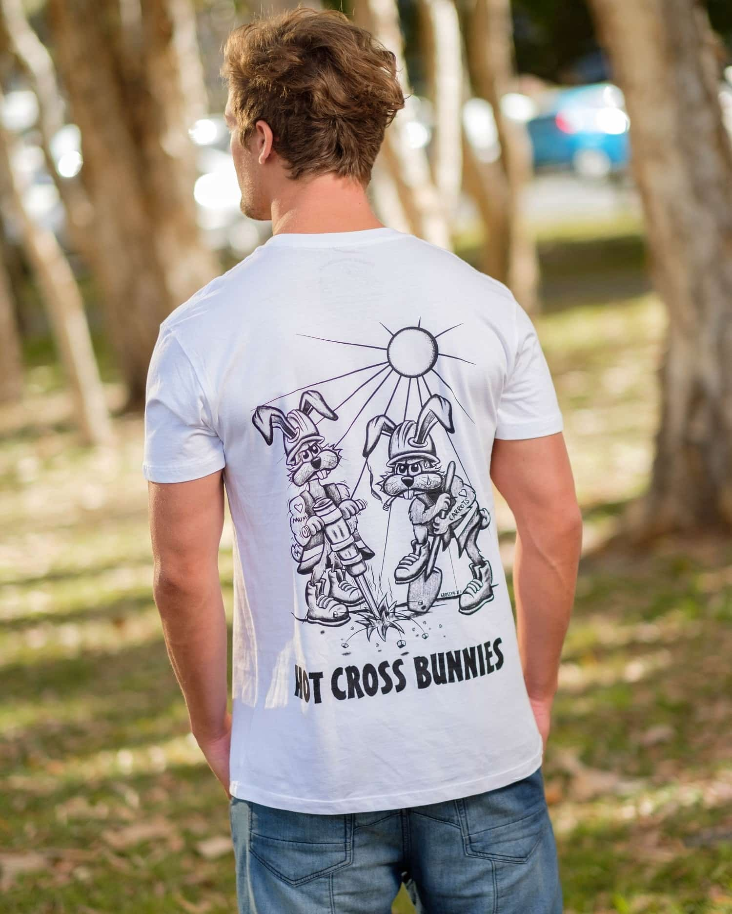 Hot Cross Bunny T-Shirt