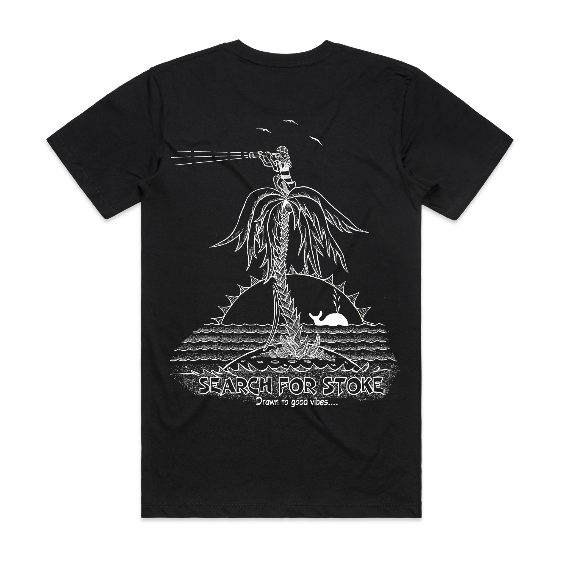 Search For Stoke T-Shirt