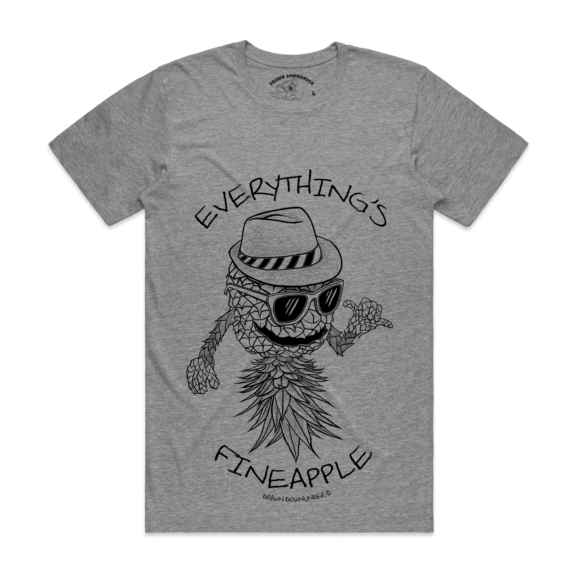 Everything's Fineapple T-Shirt
