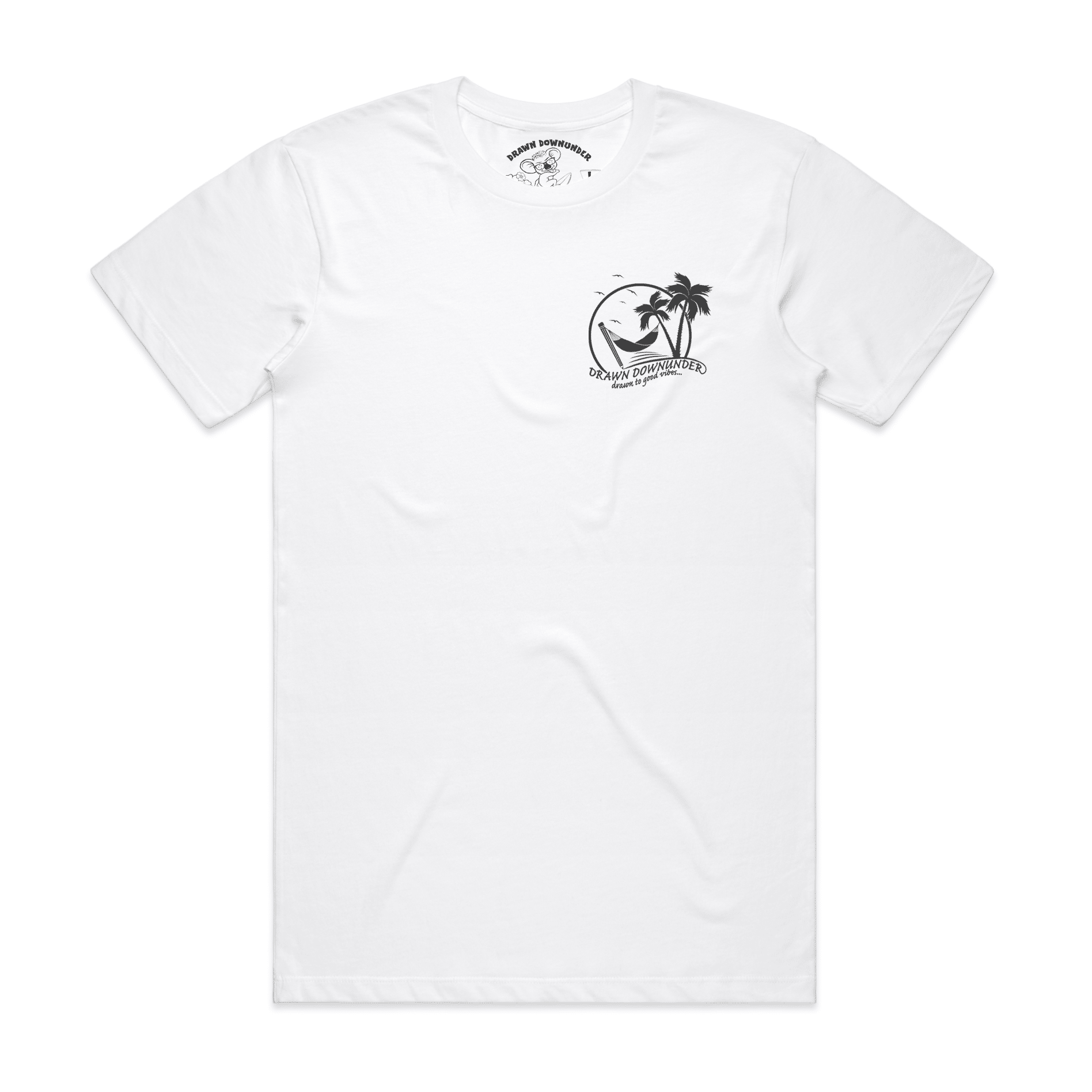 Frothing In Paradise T-Shirt