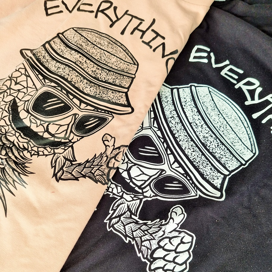 Everything's Fineapple Long Sleeve