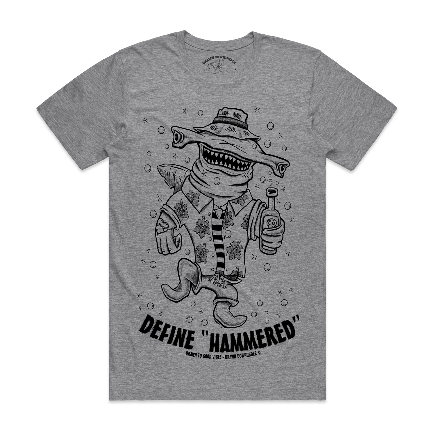 Define Hammered T-Shirt