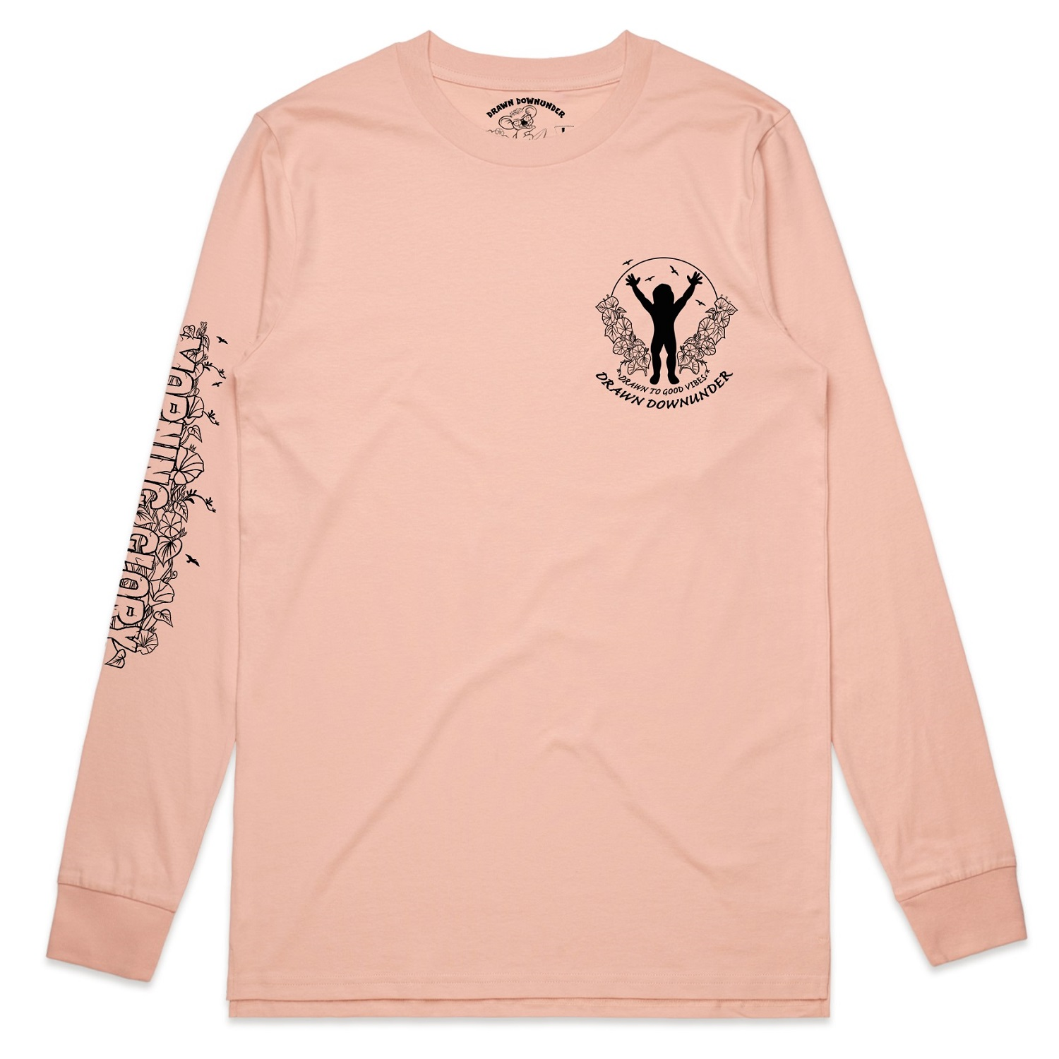 Morning Glory Long Sleeve