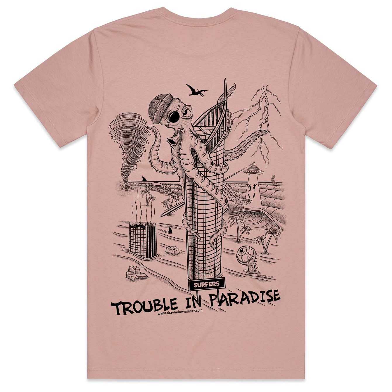 Trouble in Paradise T-Shirt