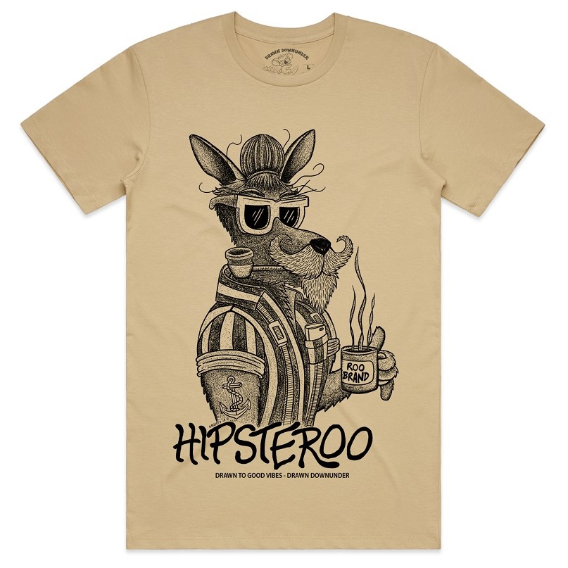 Hipsteroo T-Shirt