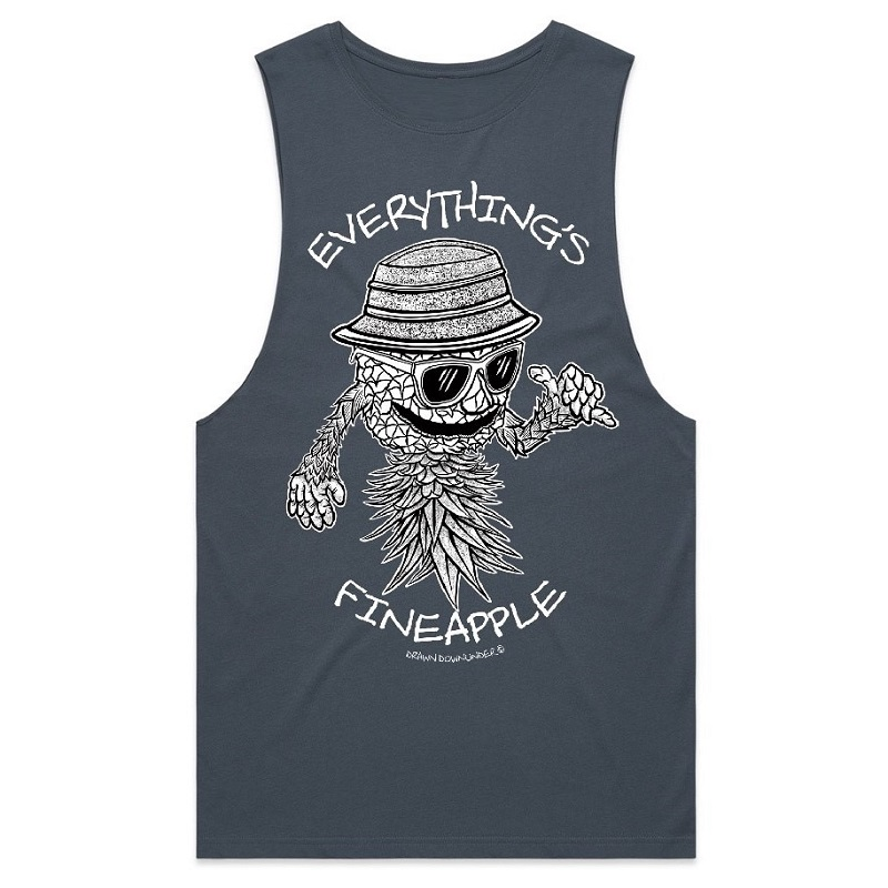 Everything's Fineapple Tank